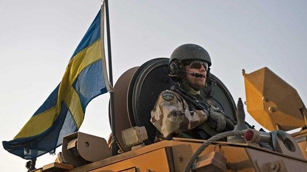 پایان 12 سال حضور نظامی سوئد در افغانستان - SwedenFarsi