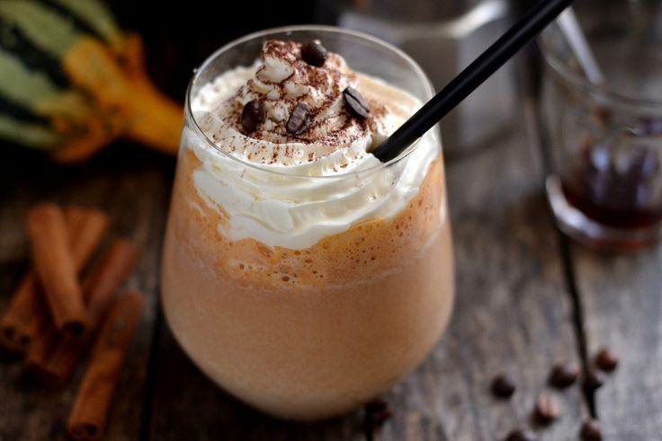 Sütőtökös latte recept