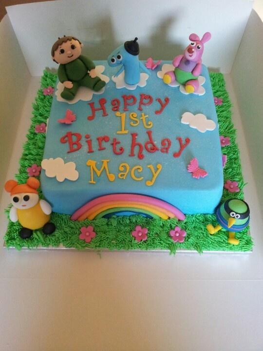 Cake Design Baby Tv : Baby tv cake Mbe Birthday Pinterest TVs, Cake and ...