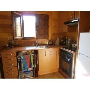 Se vende esta cocina aut nticamente como nueva m s for Muebles segunda mano albacete