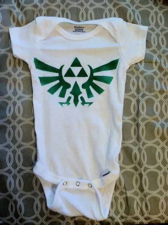 nerd baby at its best. my husband would loveeee this. i pray they dont make this in pink, or my child will be forced to wear this lol.