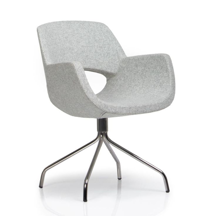 The Kira is a gorgeously stylish, midback, Italian designed Guest chair by Rossetto #seated #kira #guest #chair seated.com.au
