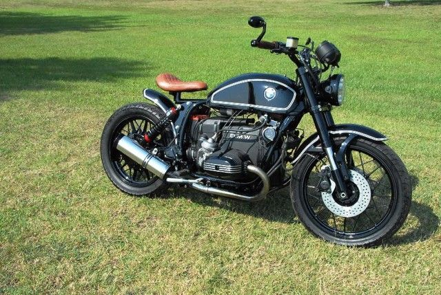 bmw r100rs custom bobber cafe racer made to order at. Black Bedroom Furniture Sets. Home Design Ideas