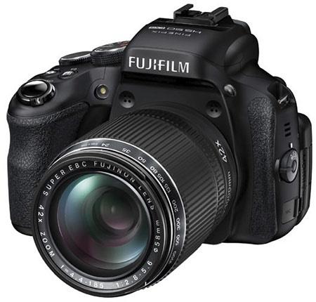 Manual de Fujifilm FinePix HS50EXR usuário da câmera digital compacta do (Instrução proprietários)