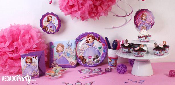 Festa di compleanno Principessa Sofia - VegaooParty