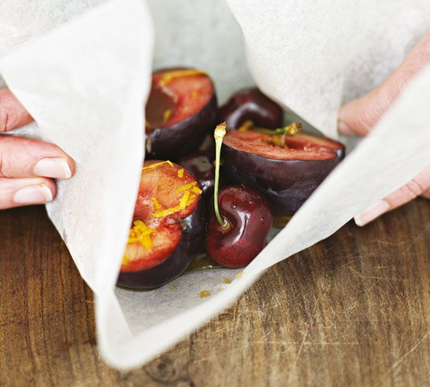 Barbecue Spiced Fruit Pouches