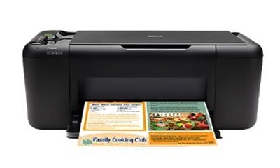 HP Deskjet F4500 Driver Download