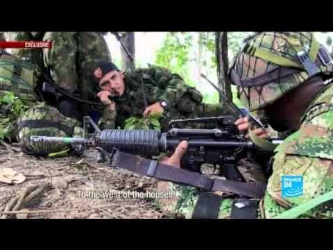 Colombia Caught in the crossfire (cc en español) - http://www.nopasc.org/colombia-caught-in-the-crossfire-cc-en-espanol/