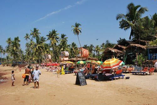 """Mellow"" life in Goa! La dolce vita è a Goa! Read about it... http://blog.100days.it/goa1/"