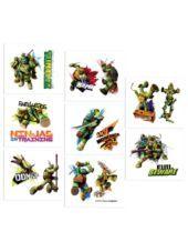 Teenage Mutant Ninja Turtles Tattoos 16ct - Party City $0.99