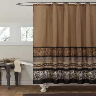 Shower Curtains chocolate brown shower curtains : 17 best ideas about Brown Shower Curtains on Pinterest | Apartment ...