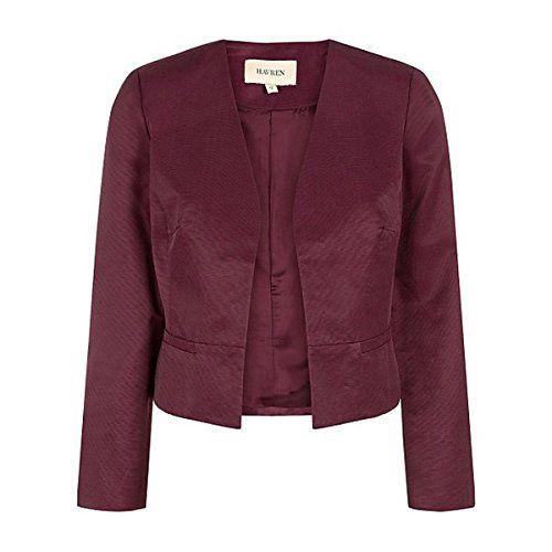 (ヘイブン) Havren レディース アウター ジャケット Havren Gros Grain Jacket 並行輸入品  新品【取り寄せ商品のため、お届けまでに2週間前後かかります。】 カラー:パープル 素材:SHELL 60% Cotton, 40% Viscose LINING