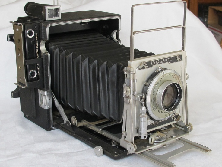 6x9 back for a Crown Graphic | graflex | Flickr