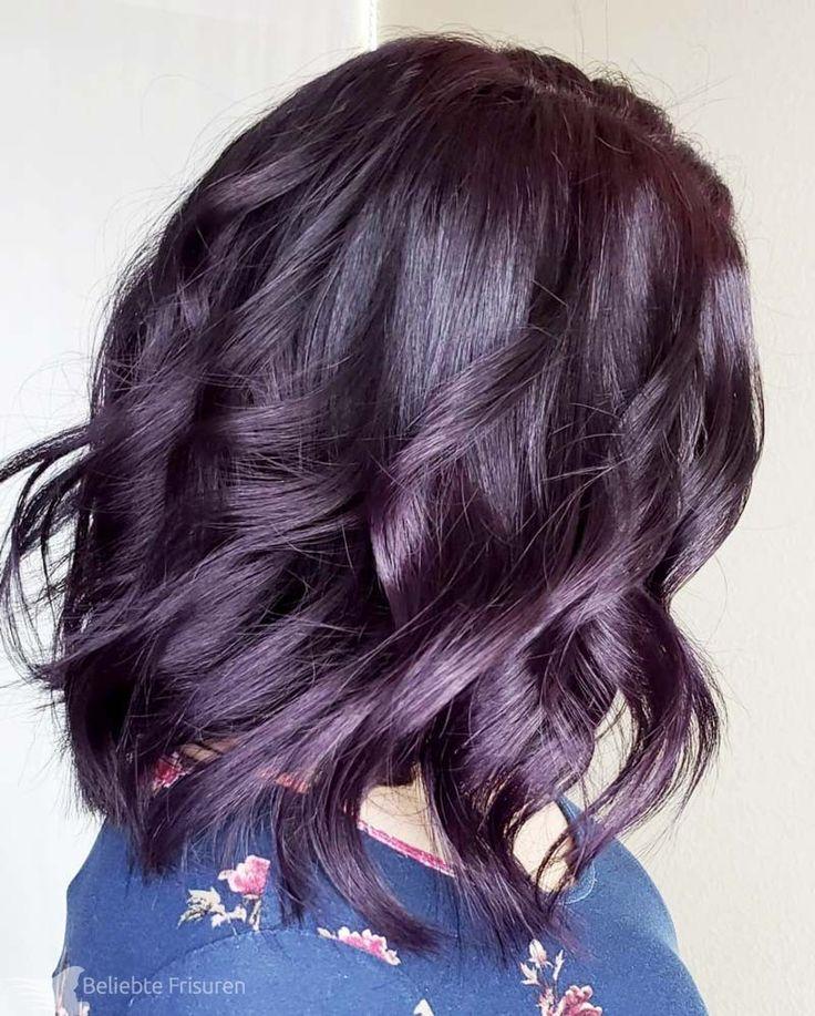 Diese 16 Pflaume Haarfarbe Ideen sind total im Trend im