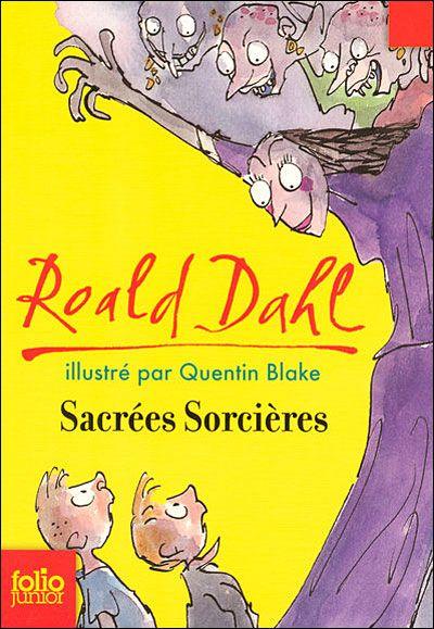 Sacrées Sorcières Roald Dahl