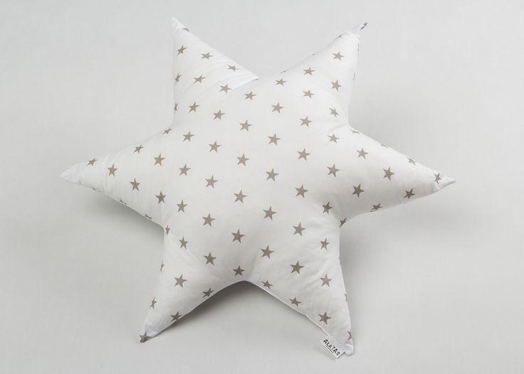 Poduszka GWIAZDA XXL 70x60 cm - Dream-zzz - Poduszki dla dzieci