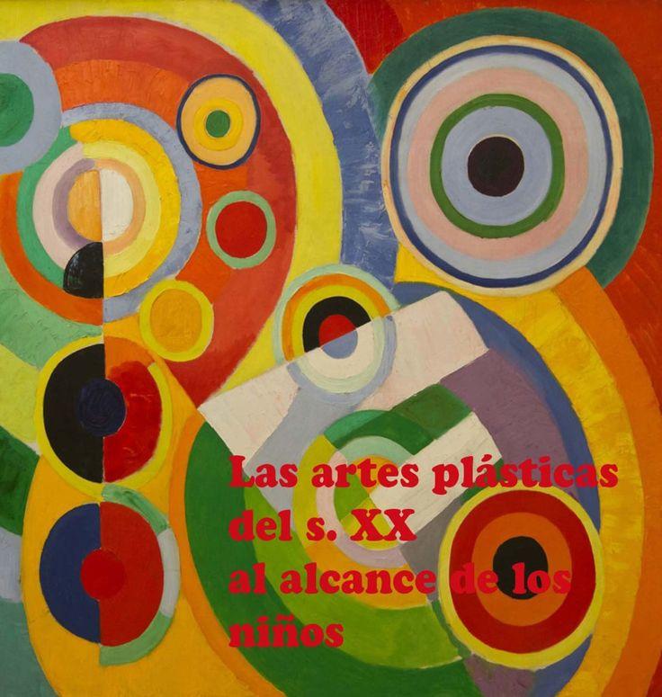 ARTE PARA NIÑOS: Picasso, Matisse y Kandinsky al alcance de los más pequeños