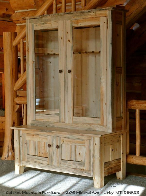 25 Best Ideas About Gun Cabinets On Pinterest Gun