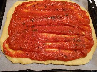 Krysy v Kuchyni: Bezlepková Pizza - Korpus