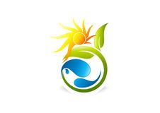 Circle,water,logo,wind,sphere,plant,leaves,wings,flame,sun,abstract,infinity,Set Of Round Icon Symbol Vector Design - Download From Over 48 Million High Quality Stock Photos, Images, Vectors. Sign up for FREE today. Image: 52163963