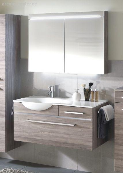 Die besten 25 spiegelschrank bad ideen auf pinterest spiegelschrank bad holz spiegelschrank - Spiegelschrank bad 100 cm ...