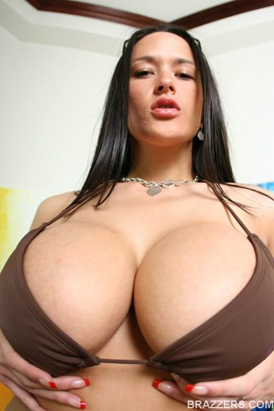 Anal biggest latex boob pornstar your cock