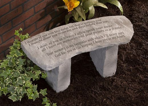 Garden Memorials Ideas 10 Handpicked Ideas To Discover In Products Sympathy Quotes