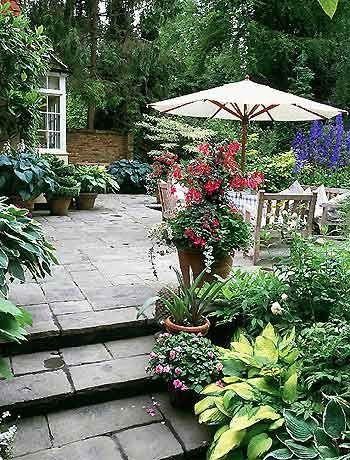 Beautiful Home Channel Design Garden Pictures - House Design ...
