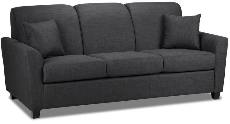 Living Room Furniture - Roxanne Sofa Width:  75''  Height: 35''  Depth: 35''  $599.00 Take 20% off the price above!