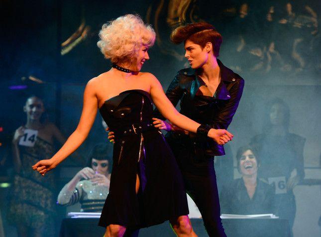 Dal rockabilly al tango: è la primavera-estate 2014 di Jean Paul Gaultier | UnaDonna