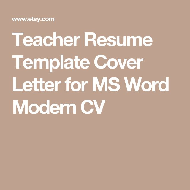 Ponad 25 najlepszych pomysłów na Pintereście na temat Cover letter - cover letter teacher