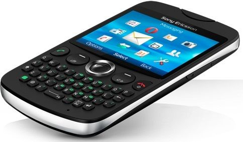 Sony Ericsson Ck13i (černý)
