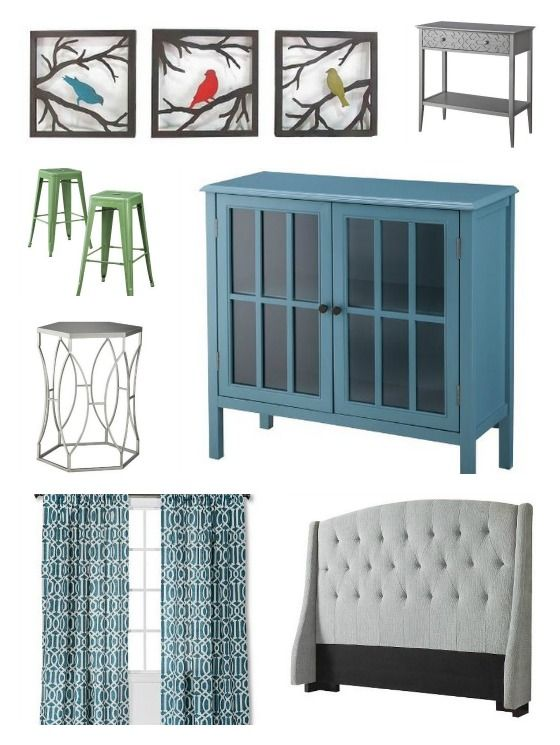 Decorating With Furniture From Target