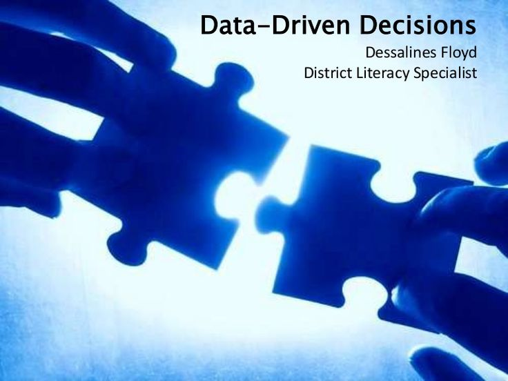 how-to-use-data-to-drive-instruction by D F via Slideshare  Good Points!