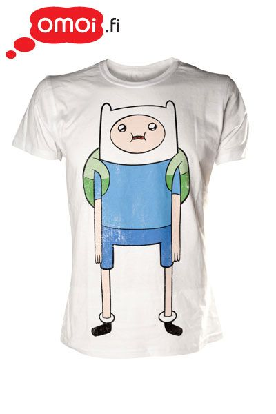 Adventure Time t-shirt: Finn (Unisex) - 19,00 EUR : Manga Shop for Europe, A great selection of anime products