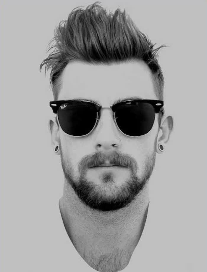 Coupe en arriere homme style coiffure hipster banane coiffures pinterest bananes coiffure - Coiffure banane homme ...