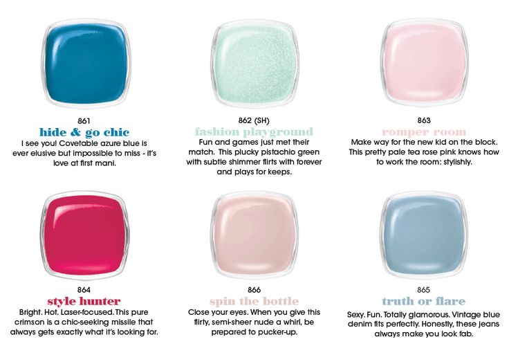 Coming Soon : Essie 2014 Spring Collection - Hide & Go Chic   Essie Envy