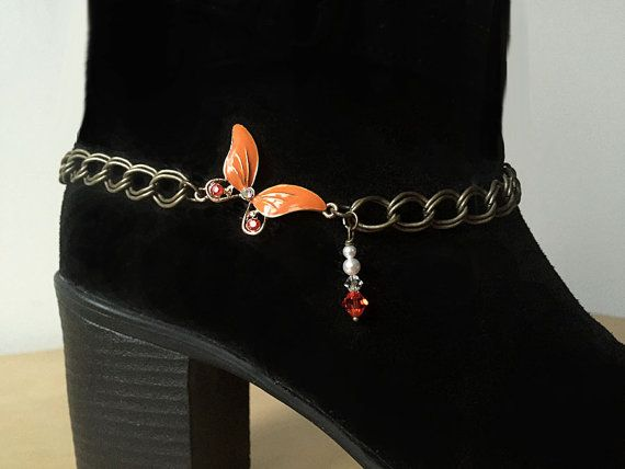 Boot Jewelry-Boot Bracelet-Boot Anklet-Boot Bling by Studio007