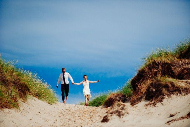 Beautiful Denmark Destination Wedding with Barney Walters