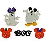 Early Bird Special: Dress It Up 7925 Disney Button & Embellishments Mickey & Minnie Ghosts  List Price: $5.49  Deal Price: $4.13  You Save: $1.36 (25%)  Dress Up 7925 Disney Embellishments  Expires Feb 15 2018