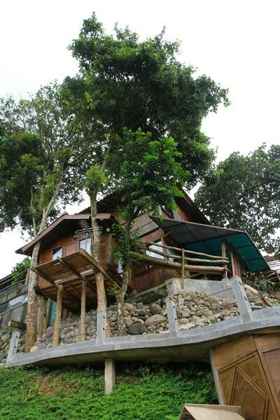 Villa Kampung Lumbung, Kota Batu Jawa Timur