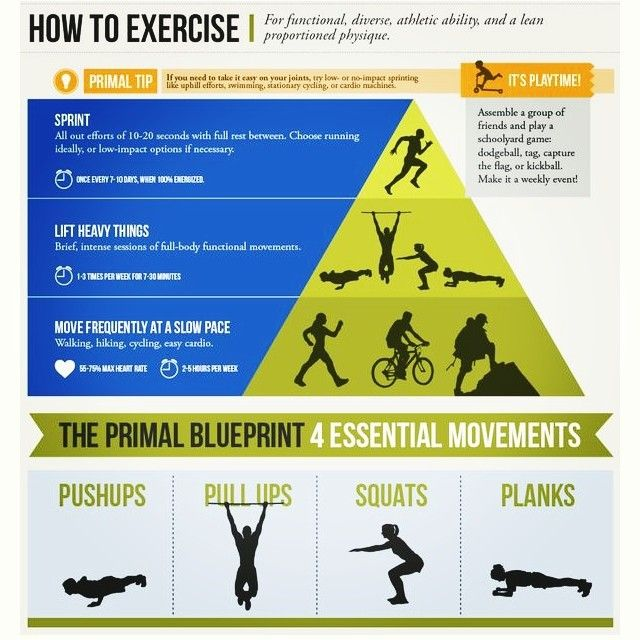 13 best primal blueprint supplements images on pinterest exercising according to the three primal blueprint laws will optimize gene expression and promote primal fitness malvernweather Image collections