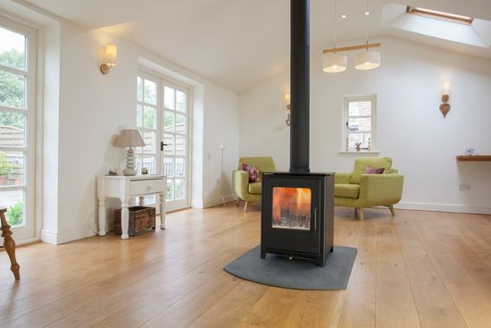Loxton 8 double sided stove