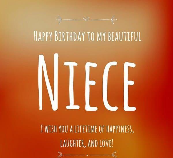 Happy Birthday Wiches Advance Happy Birthday Wishes To You Birthdayquotes Https Happy Birthday Niece Wishes Happy Birthday For Her Niece Birthday Wishes