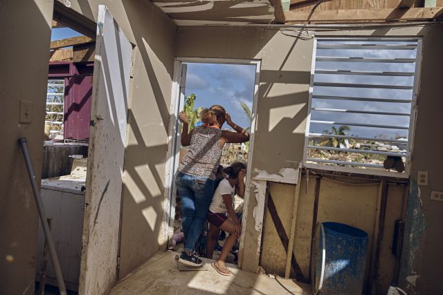 Hurricane Devastated  PUERTO RICO's Electrical Grid - this is a GREAT OPPORTUNITY for SOLAR / RENEWABLE ENERGY!!! Get in there & rebuild the SMART WAY!