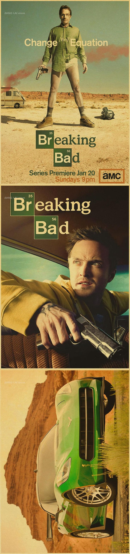 Car sticker maker in delhi -  Visit To Buy New Breaking Bad Sky Home Decoration Movie Retro Poster Custom Fashion