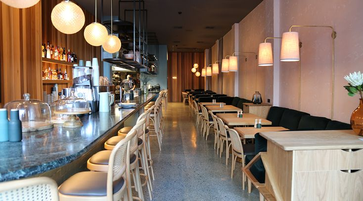The inner-city welcomes Hugo's Bistro, a sleek new all-day eatery