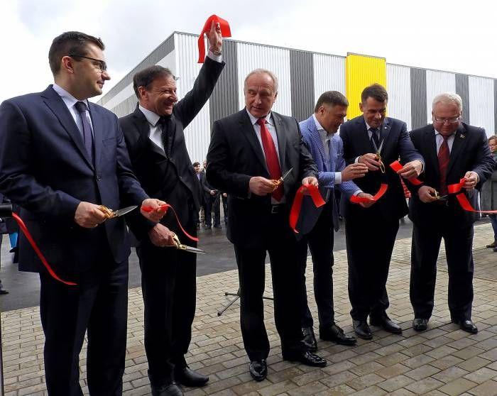 мы посмотрели изнутри, как там все устроено  11 мая в Витебске начал работу VI Международный экономический форум «Инновации. Инвестиции. Перспективы». В рамках деловой программы форума состоялось официальное открытие завода по производству торгового оборудован�