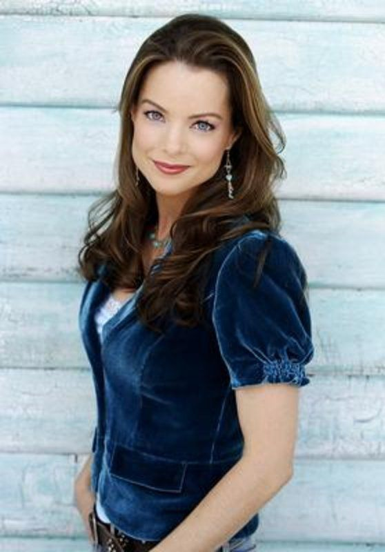 Kimberly Williams-Paisley...Ever since Father of the Bride