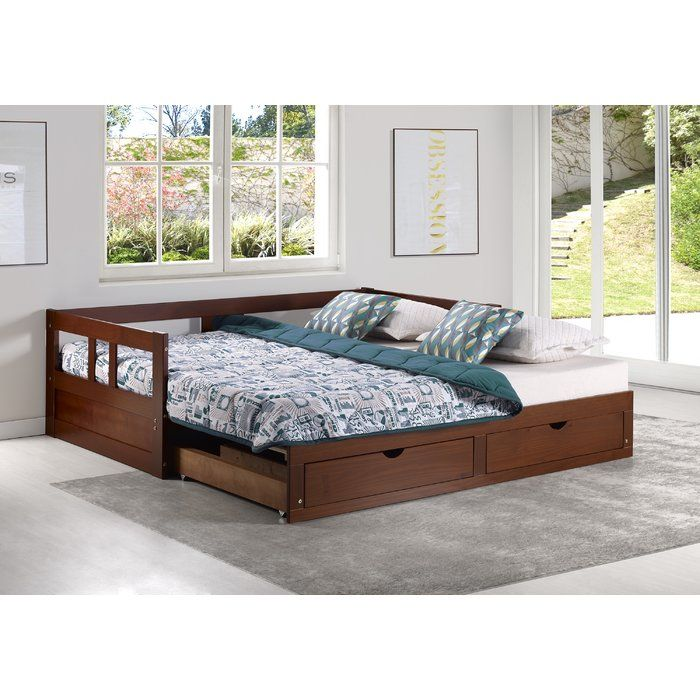 Bechtold Daybed With Trundle Daybed With Storage Daybed With Trundle Bed Storage